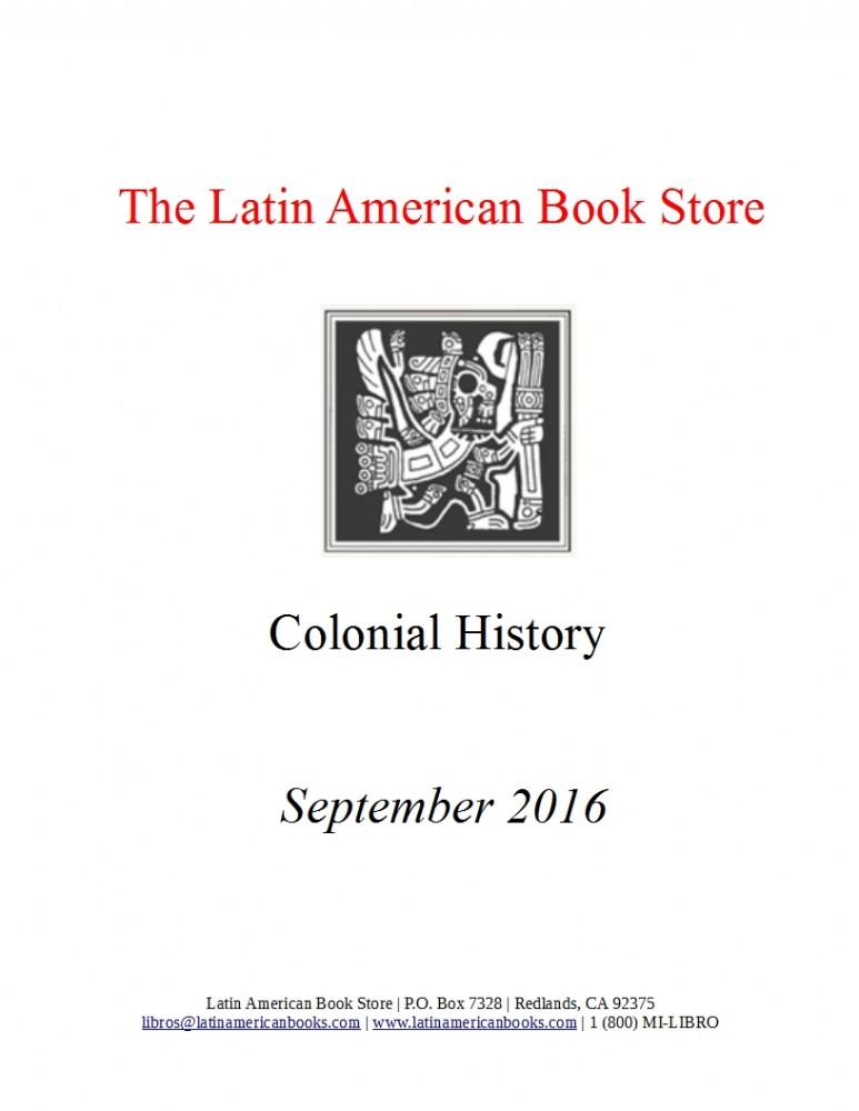 Sooo sexy colonial latin american literature hot!