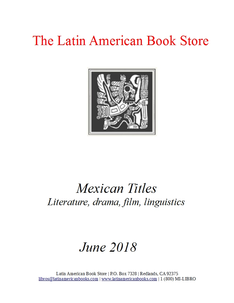 Mexican Titles -- June 2018