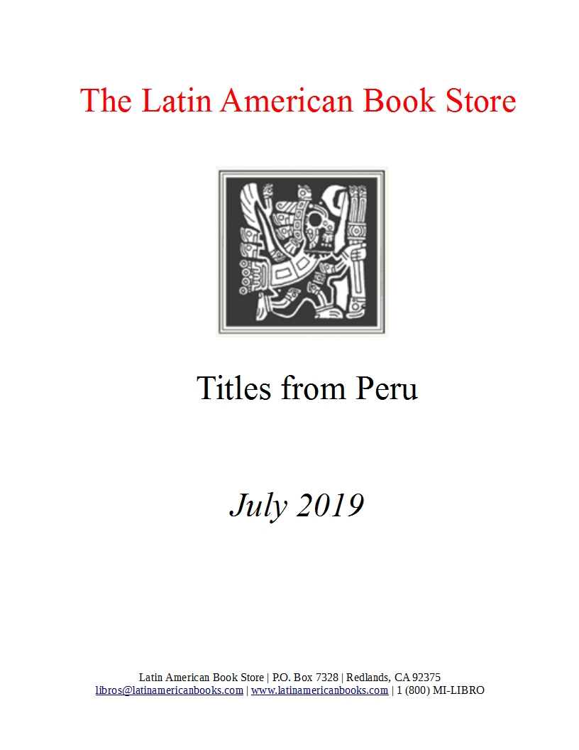 Peruvian Titles -- July 2019