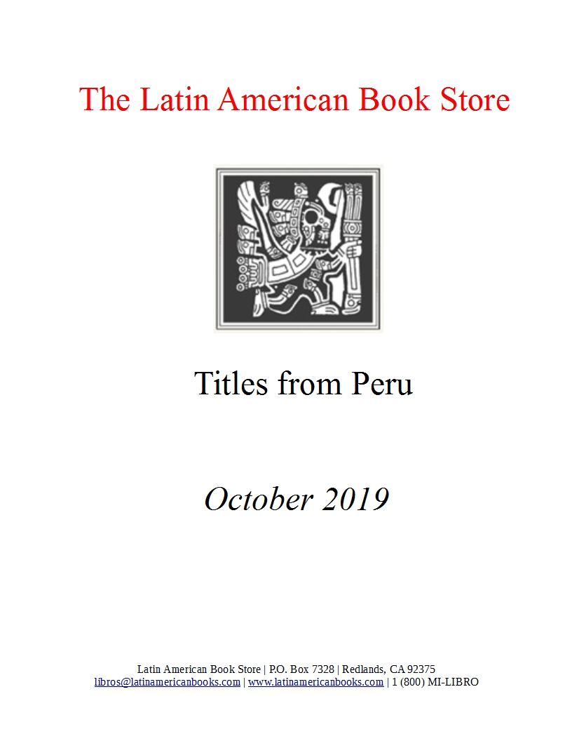 Peruvian Titles -- October 2019